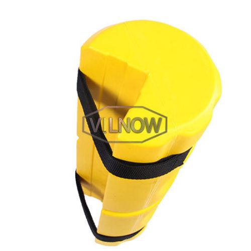 Yellow Rack Corner Protector