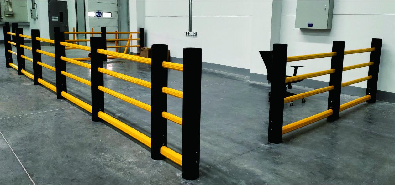 Pedestrian Barrier-3
