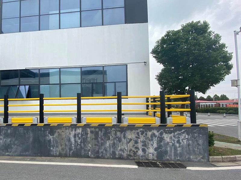 Pedestrian Barrier-5